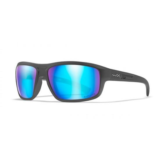 slnečné okuliare CONTEND Captivate Polarized - Blue Mirror - Smoke Grey/Matte Graphite