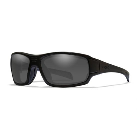 športové okuliare BREACH Smoke Grey/Black Ops - Matte Black