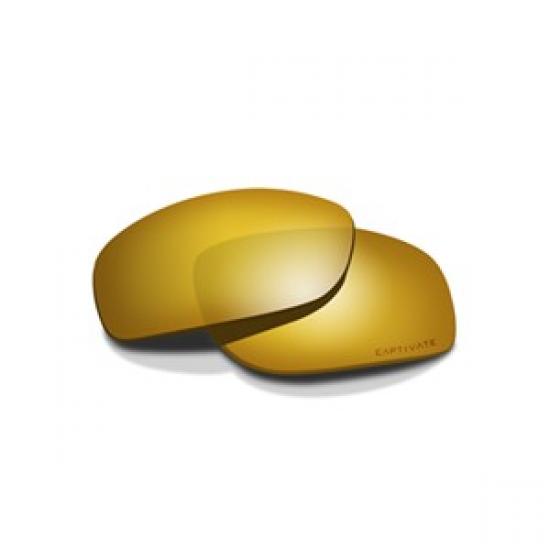 Náhradné zorníky COMPASS CAPTIVATE POLARIZED - Bronze mirror - Copper