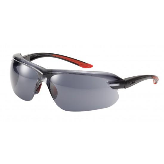 Pracovné, dioprické okuliare BOLLE IRI-S tmavé