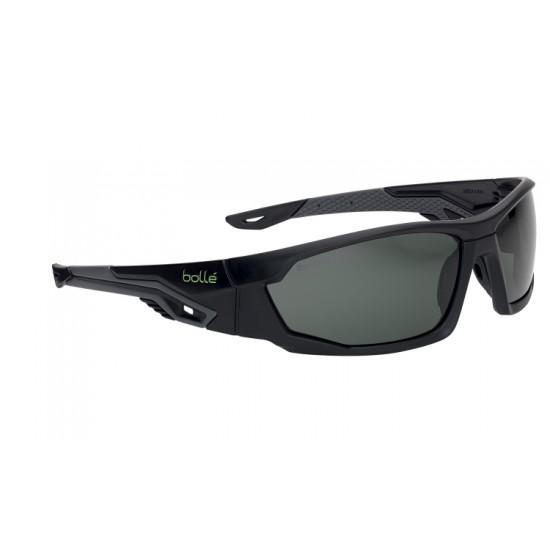 športové okuliare MERCURO- grey and black , polarized zorníky,