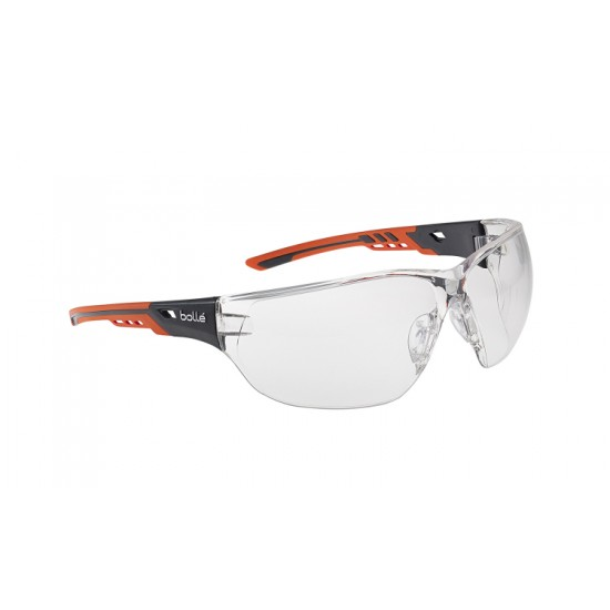 Pracovné okuliare NESS+ číre