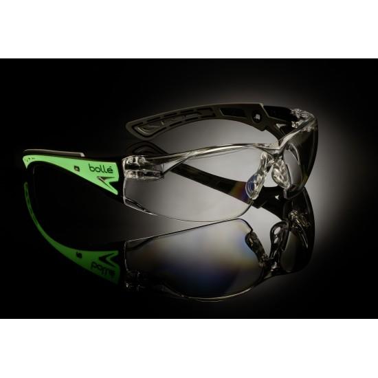 športové/ pracovné okuliare BOLLE RUSH+ glow
