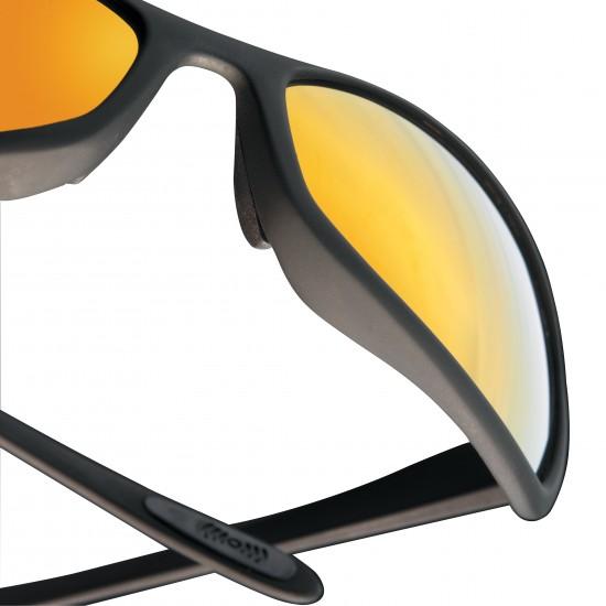 športové okuliare BOLLE SPIDER červený FLASH