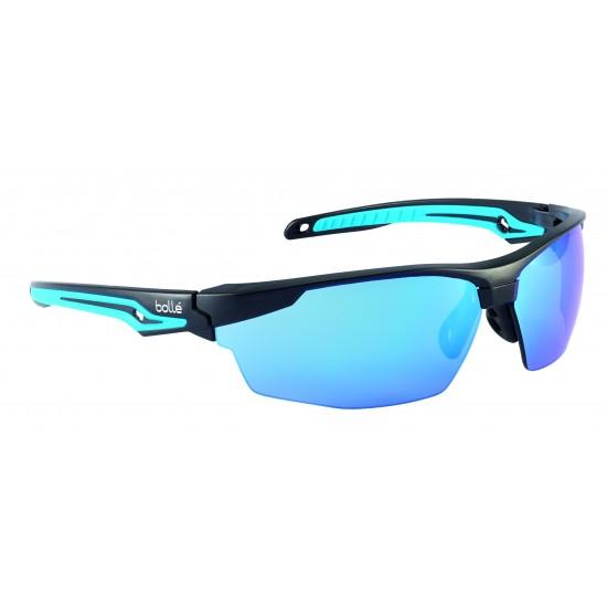 Bollé TRYON slnečné okuliare PC, AS AF zrkadlové modré