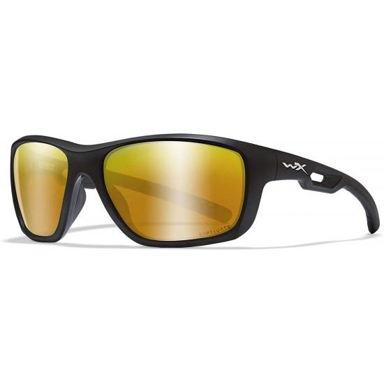 slnečné okuliare ASPECT Captivate Polarized - Bronze Mirror - Copper/Matte Black