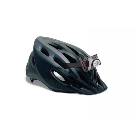 DRŽÁK na helmu pro  svitilny rady seo, mh2, mh6
