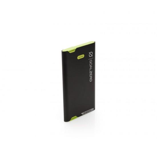 Powerbanka Sherpa 15 black micro/lighting