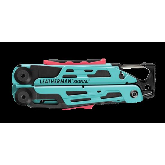 Multitool Leatherman SIGNAL AQUA BLUE