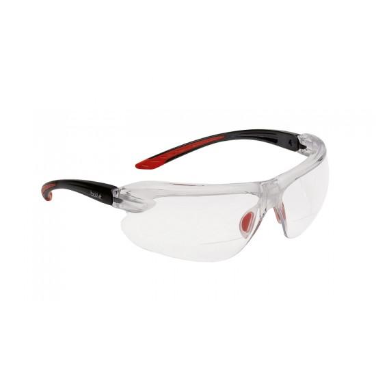 BOLLE IRI-S IRIDPSI+2 okuliare číre na čítanie