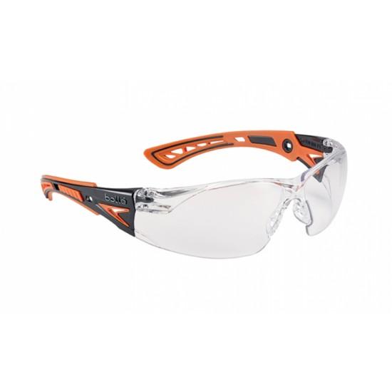 pracovné okuliare BOLLE RUSH+ číre rushppsio