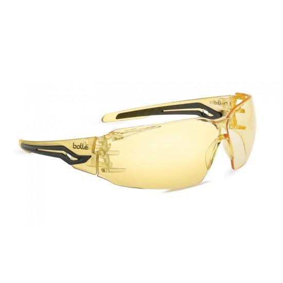 Pracovné okuliare SILEX žlté