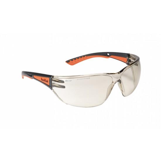 BOLLE SLAM+ pracovné brýle bronzové