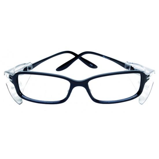 pracovné dioptrické okuliare Bolle B806 čierne