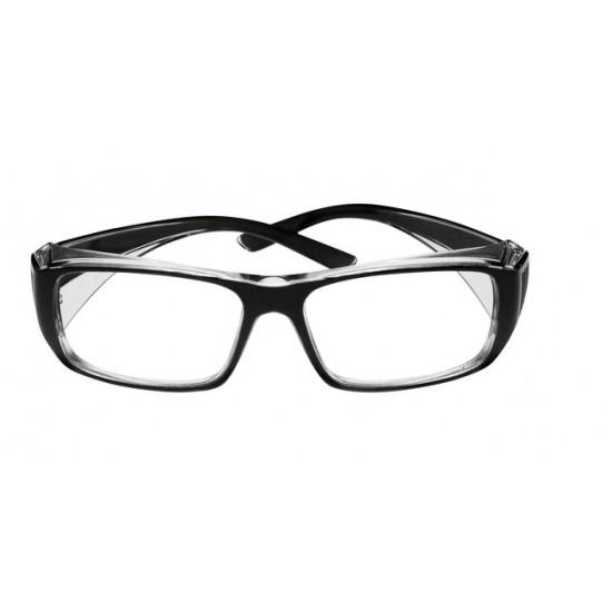 pracovné dioptrické okuliare Bolle B808BS čierne, plastový rám