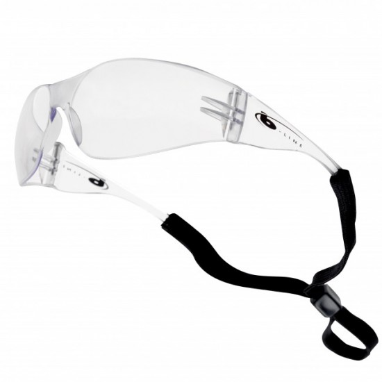 ochranné Corona okuliare BOLLE BL10CI číre s gumičkou