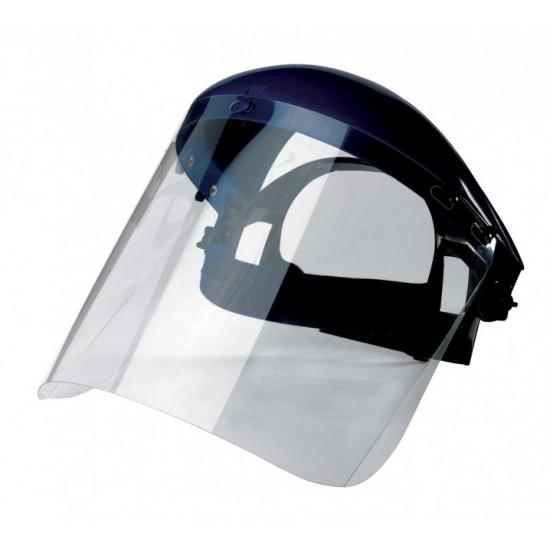 Corona ochranný štít BOLLE BL20PI komplet s hlavovým adaptérom