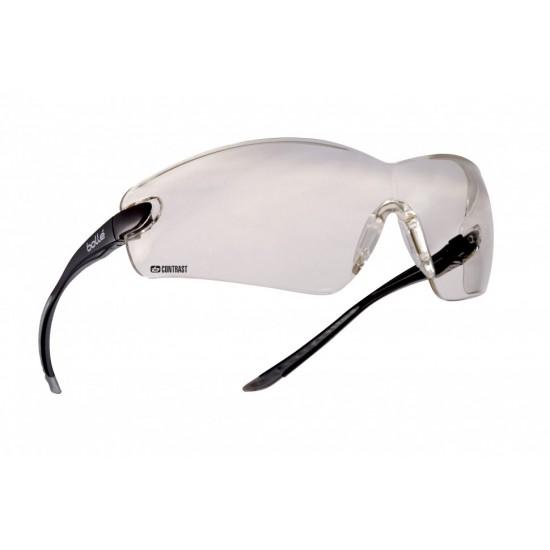 športové/ pracovné okuliare BOLLE COBRA CONTRAST