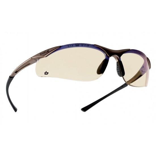 športové okuliare BOLLE CONTOUR bronz