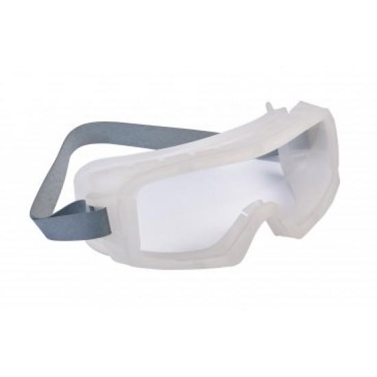 Ochranná maska BOLLE COVERALL COVACLAVE autoklávovateľná maska, PLATINUM úprava