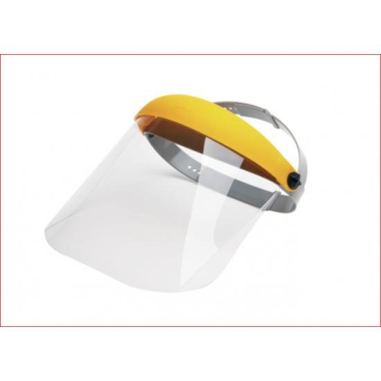 CoronaCOVID-19 štít - flip-up maska