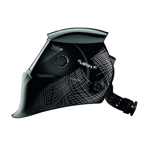 BOLLE FUSION zváracia maska + nastaviteľný filter