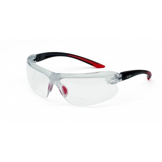 pracovné/ dioptrické okuliare BOLLE IRI-S číre