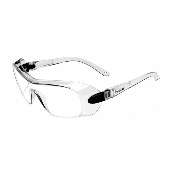 pracovné okuliare BOLLE OVERLIGHT číre veľkosť L