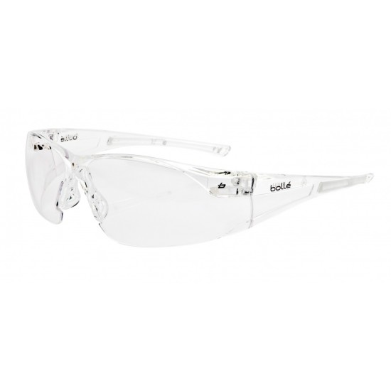 Pracovné okuliare BOLLE RUSH číre