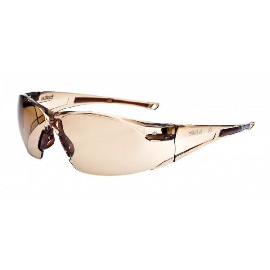 BOLLE RUSH športové okuliare bronzové