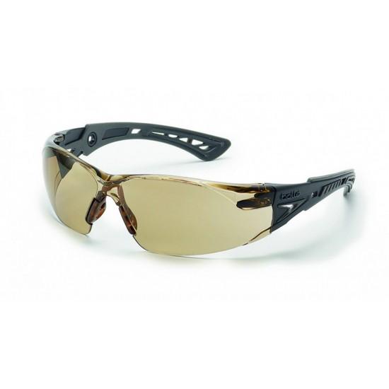 športové okuliare BOLLE RUSH+ bronzové