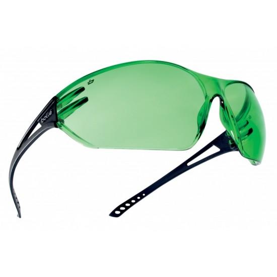 BOLLE SLAM zváracie okuliare zelené