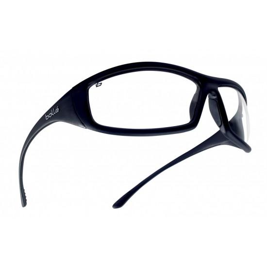Pracovné okuliare BOLLE SOLIS ekologické číre