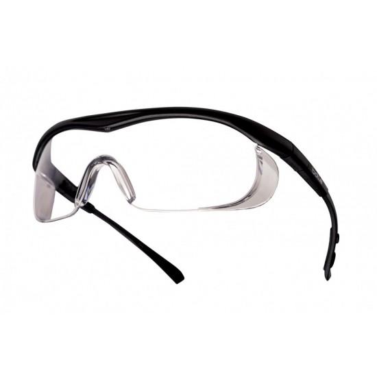 pracovné okuliare BOLLE TARGA číre