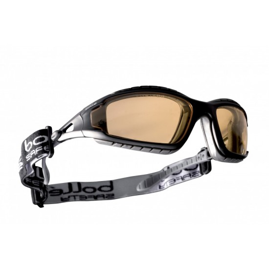Bolle Tracker pracovné okuliare Žlté