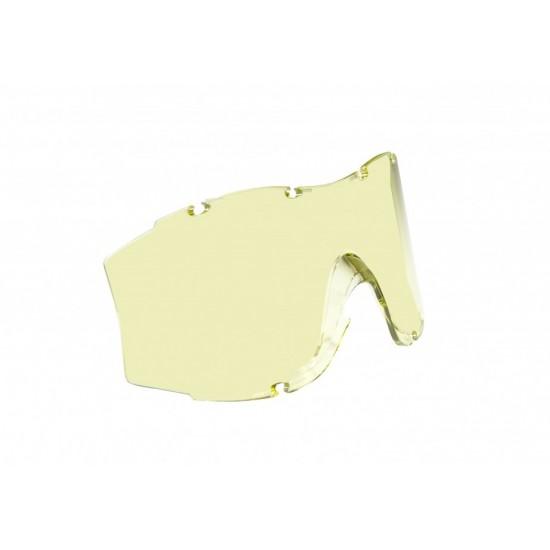 BOLLE X1000 BOLLE X1000 náhradná maska žltá pre Bolle TacticalX1000