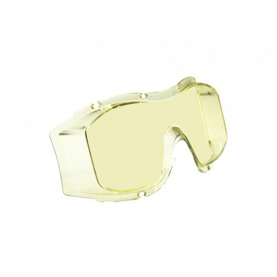 BOLLE X1000 náhradná maska žltá pre Bolle TacticalX1000 RX