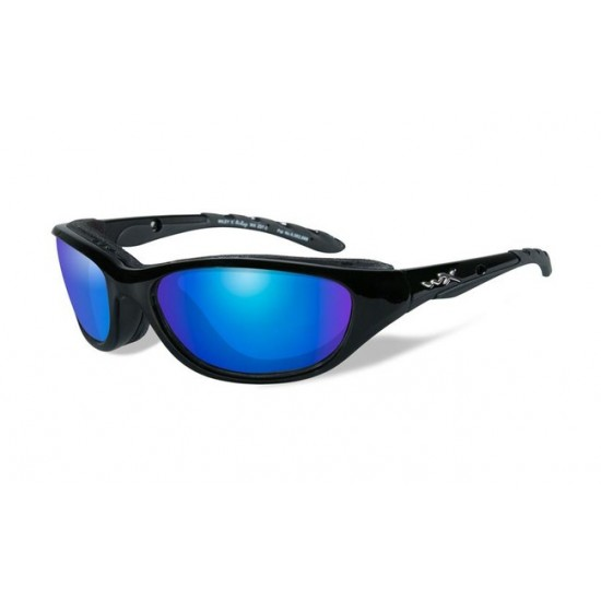 strelecké okuliare WILEY X AIRRAGE Polarized - Blue Mirror