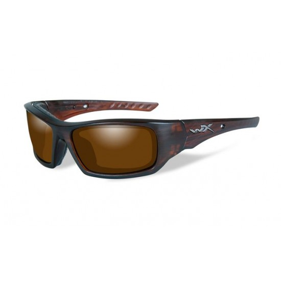 strelecké okuliare WILEY X ARROW Polarized - Amber