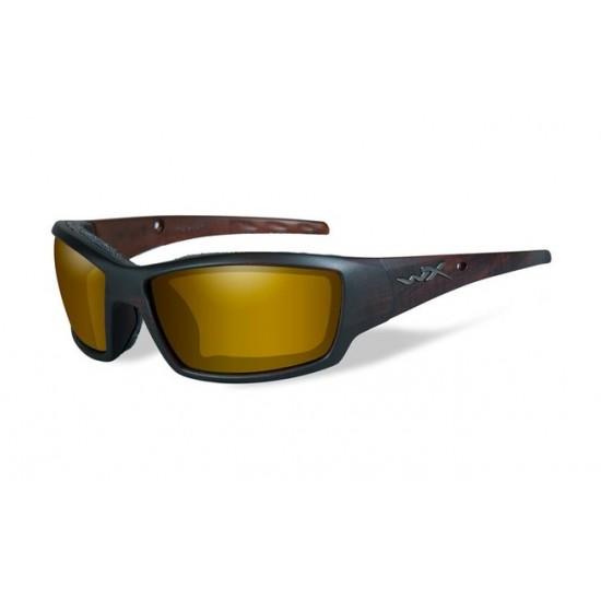 slnečné okuliare WILEY X KOBE Polarized - Gold Mirror