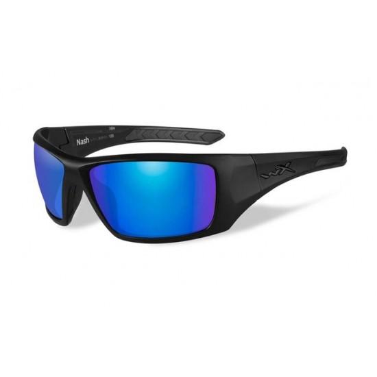 slnečné okuliare WILEY X NASH Polarized - Blue Mirror