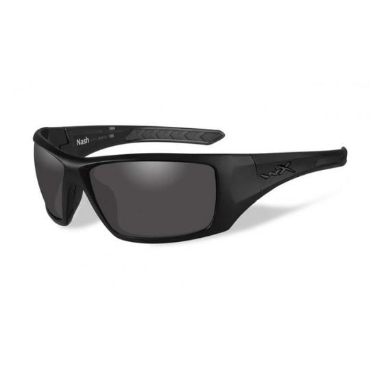 slnečné okuliare WILEY X NASH Polarized - Smoke grey