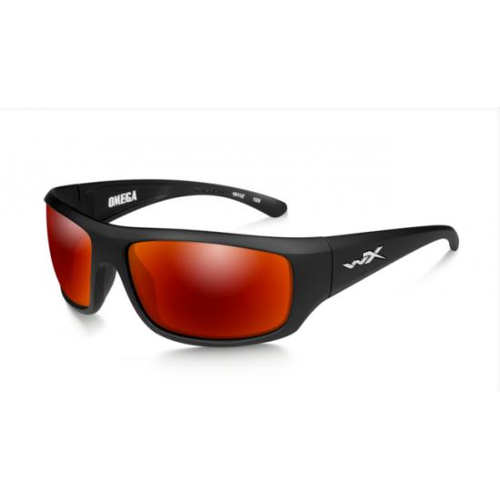 slnečné okuliare WILEY X OMEGA Polarized - Crimson Mirror