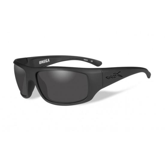 slnečné okuliare WILEY X OMEGA - Smoke Grey