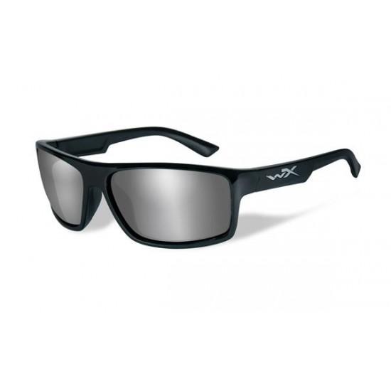 slnečné okuliare WILEY X PEAK - Smoke grey
