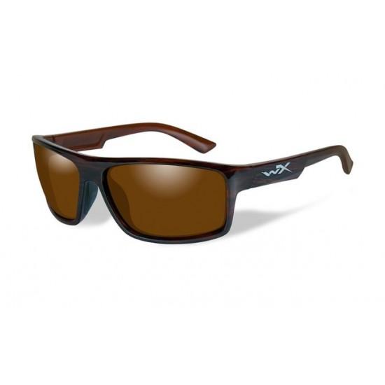 slnečné okuliare WILEY X PEAK Polarized - Amber