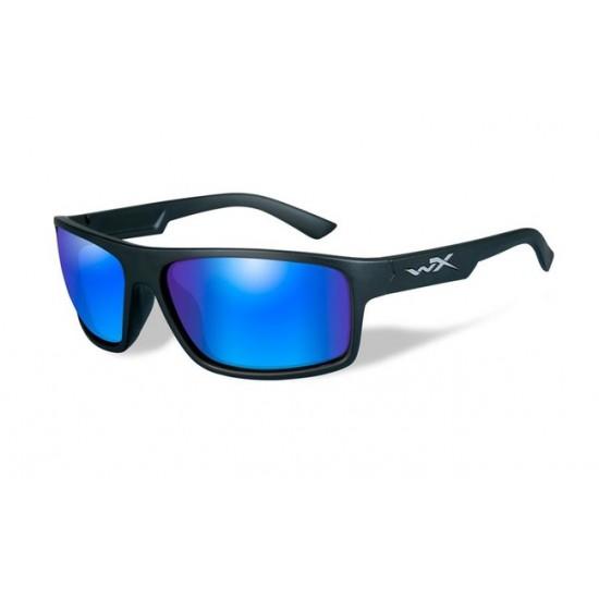 slnečné okuliare WILEY X PEAK Polarized - Blue Mirror