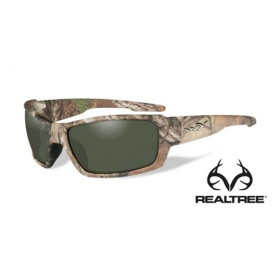 strelecké okuliare WILEY X REBEL Polarized - Green Camo