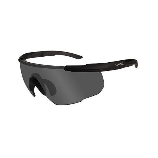 športové/ taktické/ dioptické okuliare s vymeniteľnými zorníkmi WILEY X SABER ADVANCED - Smoke Grey