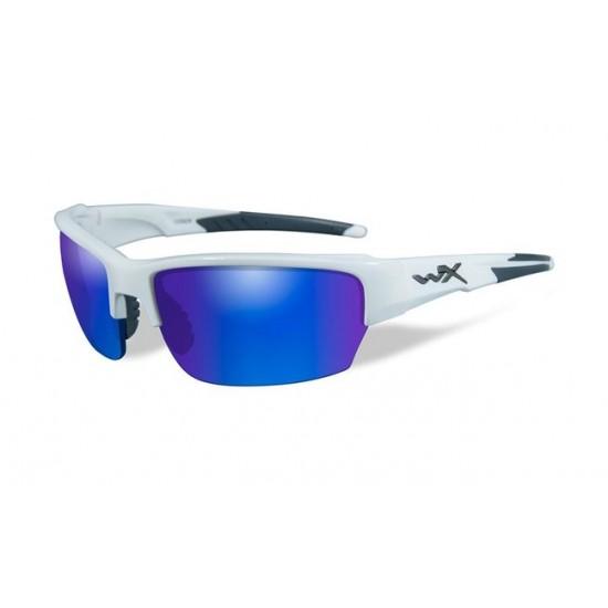 slnečné/ taktické okuliare s vymeniteľnými zorníkmi WILEY X SAINT Polarized - Blue Mirror